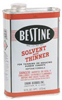 Bestine Solvent and Thinner