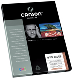 Canson Infinity BFK Rives Inkjet Photo Paper