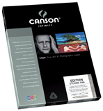 Canson Infinity Edition Etching Inkjet Paper