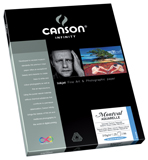 Canson Infinity Montval Aquarelle Inkjet Paper
