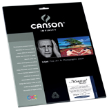 Canson Infinity Montval Torchon Inkjet Watercolor Paper