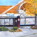 Hampton Photo Arts Painting by Joan Tripp