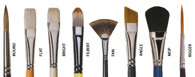 Brush Types