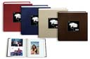 Cloth Frame Earthtone Photo Album