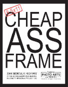 Cheap Ass Frame